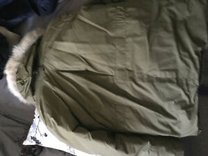 Eddie Bauer goose down jacket Kitchener / Waterloo Kitchener Area image 3