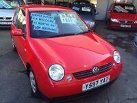 VOLKSWAGEN LUPO GREAT LOOKING CAR / FULL MOT £895!!!