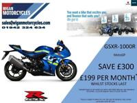 NEW SUZUKI GSXR1000R, LIMITED OFFER SAVE AN EXTRA 500