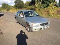 Lexus IS200 SE 2.0 Petrol Manual 12 Months MOT- NEW CLUTCH