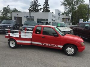 1995 Toyota Tacoma Pickup Truck dually, special interest truck