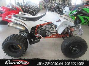 2012 Honda TRX 450 R !! SPÉCIAL ÉDITION 39$/semaine