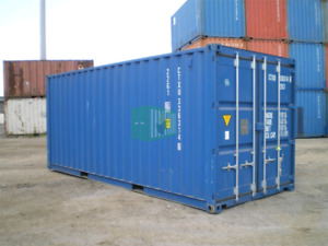 SHIPPING CONTAINERS  FOR SALE OR RENT -SEA CAN