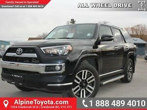 2014 Toyota 4Runner SR5   Limited - AWD - 7 Passenger - Sunroof