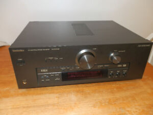 Technics 5.1-channel home theatre amplifier.