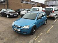 2004 Vauxhall Corsa 1.0 i Life 3dr
