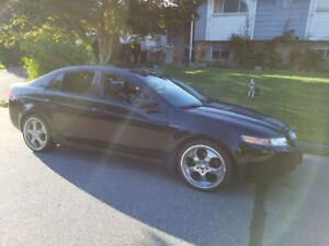 2005 Acura TL   Priced for quick sale