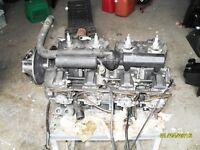 92 v-max 4 750 motor,complete,not dismantled.$300.