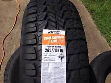 265/70R16 Fitted & Balanced! Mobile Tyre Service, We Come To You! Brisbane City Brisbane North West Preview