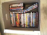 35 DVDs job lot, bargain