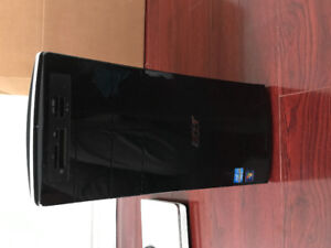 Computer case mint condition - Acer