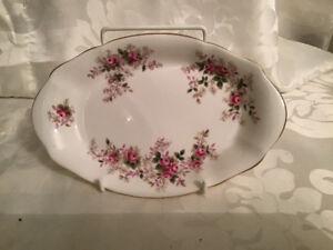Vintage Royal Albert Lavender Rose Tray