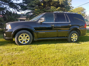 2006 Lincoln Navigator limited edition