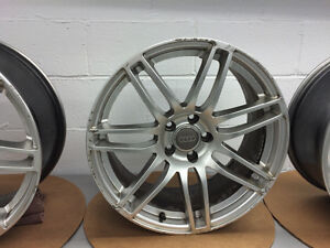 Audi Rims (will fit some VW and Mercedes too) Kingston Kingston Area image 5