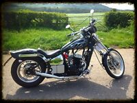 AJS EOS 125 CHOPPER