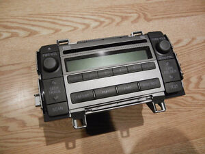 Factory Toyota AM/FM Stereo CD/WMA/MP3 Player