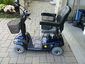 Invacare Leo 4 wheel scooter *MUST SELL*  OBO