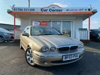 2003 Jaguar X-Type V6 SE used cars Auto Saloon Petrol Automatic