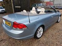 Volvo C70 2.4i Geartronic 2007MY SE Service History, Hood Working, Cheap Car