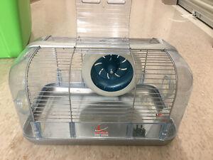Hamptser cage