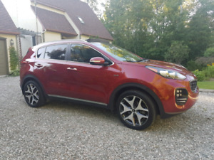 KIA Sportage turbo 2017 AWD