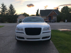 2011 Chrysler 300c Limited with aftermarket mods