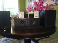 Like New - Surround Speakers- PSB and BOSE
