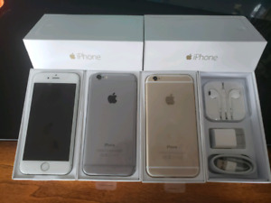 New iPhone 6 16GB Unlocked
