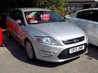 2013 13 FORD MONDEO 2.0 TDCI ZETEC BUSINESS EDITION (140) SAT NAV DIESEL