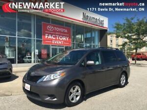 2014 Toyota Sienna LE  - one owner - ex-lease - Certified - $91.