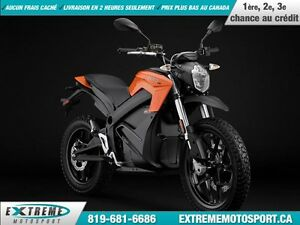 2017 ZÉRO MOTOCYCLES DS ZF9.8 47,74$/SEMAINE