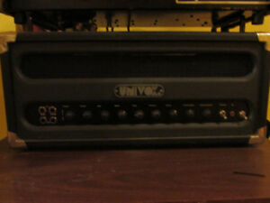 Univox U-1226 Lead Tube Amp Head