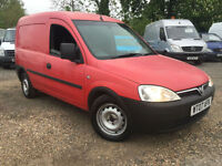 2007 07 Vauxhall Combo 1.3CDTi 16v 1700**72K MILES** ROYAL MAIL 1 OWNER