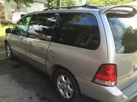2004 Ford Freestar - as is
