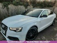 2015 Audi A5 2.0 TDI QUATTRO BLACK EDITION PLUS 5d 187 BHP Hatchback Diesel Semi