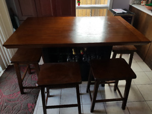Leons Dining Room Table