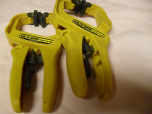 Quick Grip Clamps