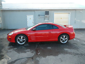 2003 Mitsubishi Eclipse GTS Coupe (2 door)
