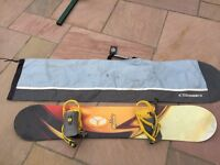 Ride 152 Snowboard