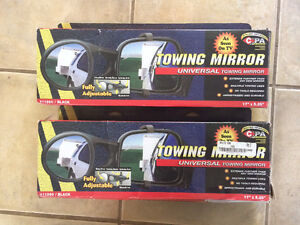Extension towing mirrors