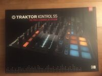 TRAKTOR KONTROL S5- BRAND NEW