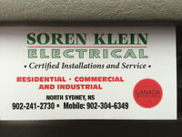 Electrician for hire