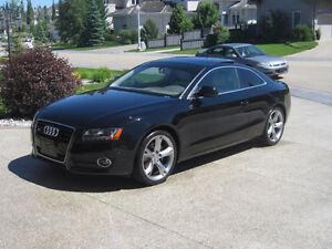 2009 Audi A5 3.2 L Coupe (2 door)