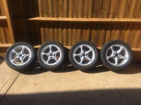 BMW alloy wheels & tyres