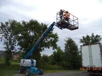 Pro-Tech Training Services Working at Heights Training