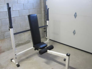 Olympic Decline Incline Bench gym weights exercise