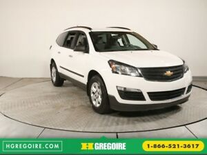 2016 Chevrolet Traverse LS AWD 8 PASSAGERS
