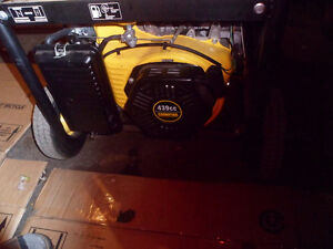 HEAVY DUTY CHAMPION GENERATOR (7200 TO  9000) Cornwall Ontario image 2