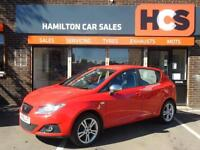 Seat Ibiza 1.4 16v Sport - 1 Year MOT, Warranty & AA Cover. Low miles!