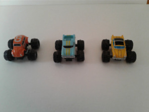 Galoob Micro Machines 3 monster wheels  VTG